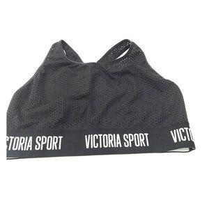Victoria's Secret Spots Bra Black Size Medium